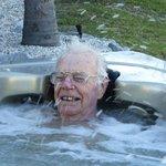 Grandpop's rest