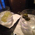 lettered olive drinks