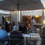 """""""La Celestina"""" restaurant in Florence"""