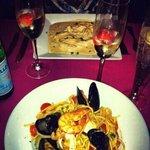 prefect romantic meal