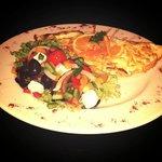 Breakfast omelette
