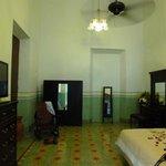 Large beautiful room