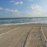 Vu plage