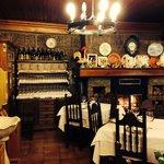 Restaurante Pedra Furada.