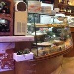 Bar e vetrinetta dolci