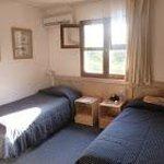 Habitacion (puede ser con dos camas o matrimonial)