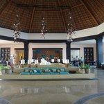 Lobby côté turquesa