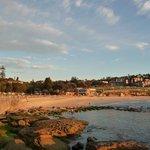 Bronte Beach at sunrise