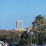 portal in naxos town