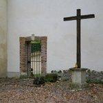 Abbey where Dom Perignon is buried