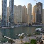 Foto de Marina View Hotel Apartments