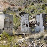Gold Road Ghost Town Ruins