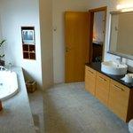 A Double Room Bathroom