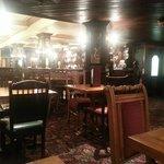 charming pub under hotel