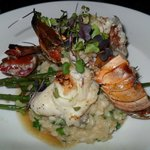 Lobster & risotto, Aviles, St Augustine, FL