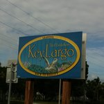 Leaving Key Largo...