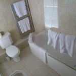 Room 403 or 404 Bathroom