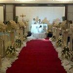 The Ceremony Venue - Nina Ballroom