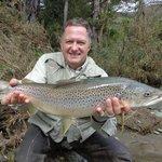 6lb Brown trout