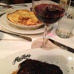 Steak and Au Gratin Potatoes!