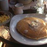 Pancakes - yum!