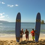 North Shore Surf Lessons