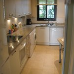 Kitchen is highly equiped