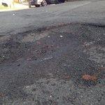 Car park quarry