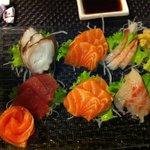 Sashimi misto 18 pezzi