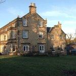 beautiful old gentlemans residence