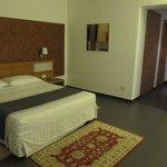 Camera dell'albergo