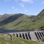 Cruachan Dam and Reservoir