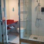 Rum med toalett/dusch