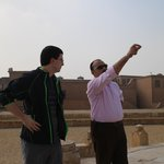 Ayman the awesome guide