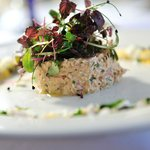 Timbale of Seafood