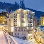 滑雪小屋萊內克飯店