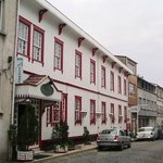 The Front Of Hotel Avicenne
