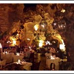 Ali Babours Cave Dining