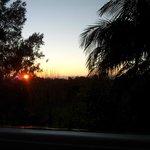 Sunrise on Mount Tamborine