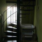 лестница на 3й этаж