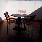 Balcón/terraza