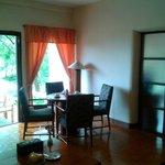 living room - suite bungalow
