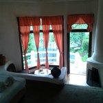 first bedroom - suite bungalow