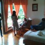 second bedroom - suite bungalow