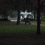 "Forsyth Park """"Beautiful park"""