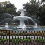 "Forsyth Park ""Beautiful park"""