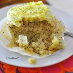 Lemon and Poppyseed Cupcakes.