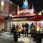 Der Beavertail Stand im Byward Market Viertel