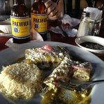Bargain Lunch!!!  Great Enchilada Verdes, too!