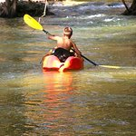 kayaking fun!
